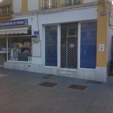 EL PSOE EXIGE QUE SE ELIMINEN LAS BARRERAS ARQUITECTÓNICAS EN LA OFICINA DE CONSUMO DE  SAN PEDRO ALCÁNTARA