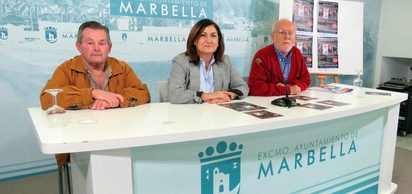 El Teatro Ciudad de Marbella acogerá este viernes 7 de diciembre el XII Festival Flamenco 'Sierra Blanca' en memoria del cantaor Antonio de Canillas