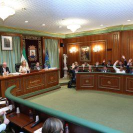 El Pleno aprueba de forma inicial la ordenanza que posibilitará el uso gratuito del transporte en autobús urbano a los empadronados