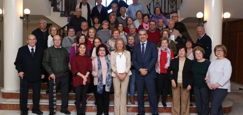 Los proyectos de mejora de los Centros de Participación Activa comenzarán a ejecutarse la próxima semana con el millón de euros donado en herencia por una residente austríaca al Ayuntamiento