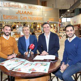 Los mercados municipales de Marbella serán escenarios esta Navidad de actividades para toda la familia que incluyen zonas multijuegos, pasacalles, zambombas y la visita de Papa Noel