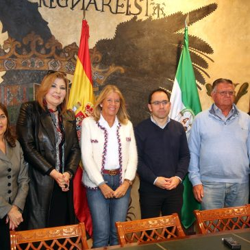 El Ayuntamiento respalda dos proyectos impulsados por la Fundación Bastiano Bergese y Cáritas a través de convenios de colaboración