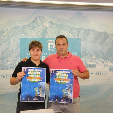 Marbella albergará un año más el Torneo Europeo de Waterpolo Alevín Mixto TEWAN con 180 participantes