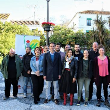 La asamblea de IU en Marbella designa a Miguel Díaz como candidato para liderar la alternativa transformadora desde la izquierda en las elecciones municipales de mayo