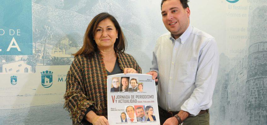 El Hospital Real de la Misericordia acogerá este sábado la V Jornada de Periodismo y Actualidad