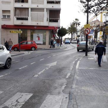 Diversos trabajos de canalización de servicios provocarán el corte al tráfico de calle Revilla del 4 al 8 de febrero