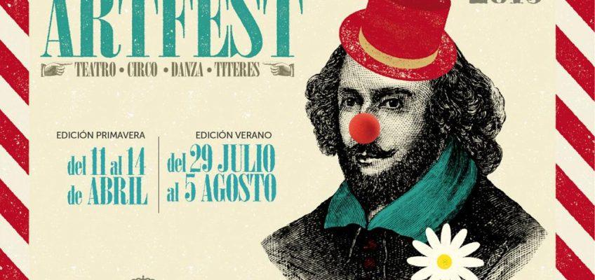 San Pedro Alcántara da un paso más en la programación cultural y añade una edición de primavera al festival de calle 'ArtFest'