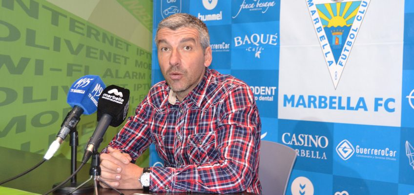 """Cubillo: """"Ante el Jumilla vamos a competir al máximo para lograr la primera victoria del año"""""""