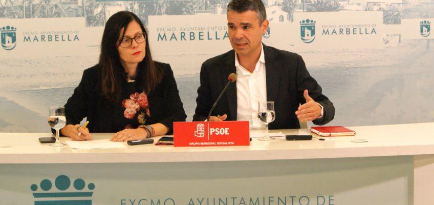EL PSOE EXIGE AL PARTIDO POPULAR QUE ABANDONE EL URBANISMO A LA CARTA Y PROPONGA SOLUCIONES A LAS VIVIENDAS IRREGULARES