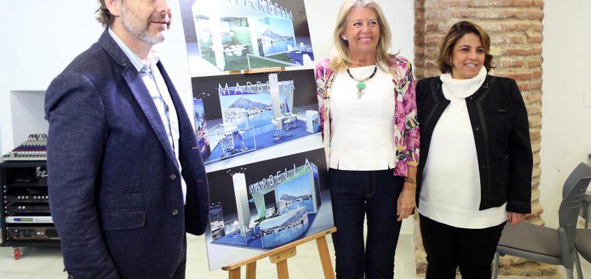 Marbella asistirá a FITUR con un stand de 150 metros cuadrados y seis pantallas de grandes dimensiones y exhibirá su potente oferta en el segmento de golf