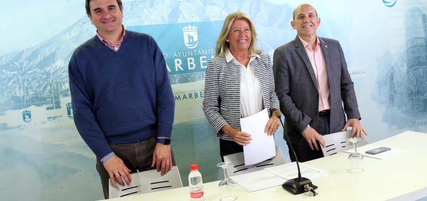 El Ayuntamiento pone en marcha un Plan Municipal de Aparcamiento, que prevé la creación de más de 3.000 plazas en Marbella y San Pedro Alcántara