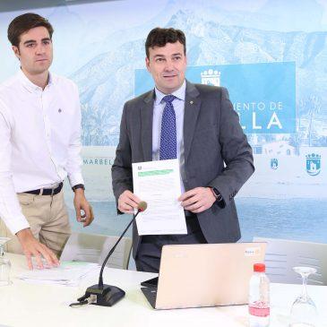 La Junta deja a Marbella fuera del Programa Andalucía Orienta por primera vez en once años