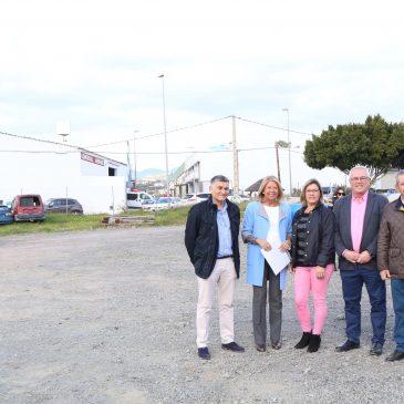 El Ayuntamiento dará un nuevo impulso al Polígono Industrial de San Pedro Alcántara con 170 nuevas plazas de aparcamiento y la cesión de suelo para una subestación eléctrica y un depósito de agua