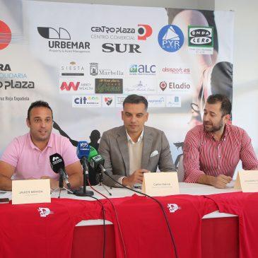 La IV Carrera Solidaria Centro Plaza a favor de Cruz Roja Marbella será este domingo 27 de enero y discurrirá por Puerto Banús y Nueva Andalucía con cuatro recorridos