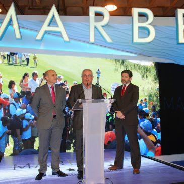 San Pedro Alcántara presenta en Fitur el valor añadido de la marca 'Disfruta San Pedro', basado en el turismo deportivo, gastronómico y cultural