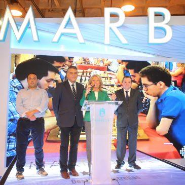 Marbella presenta en FITUR su oferta deportiva para 2019 con el Ironman, el World Padel Tour, el Campeonato de España de Ajedrez y la Media Maratón como grandes citas