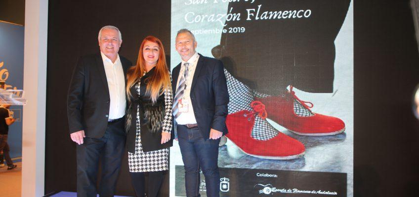 San Pedro Alcántara aspira a convertirse en referente nacional del flamenco y presenta en FITUR la II muestra 'San Pedro, Corazón Flamenco'
