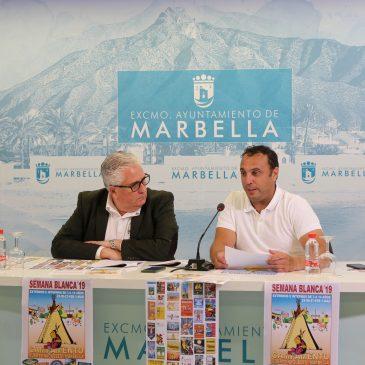 El Fuerte de Nagüeles cumple su 25º aniversario con un amplio programa de actividades