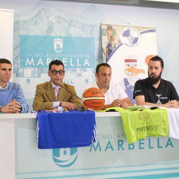 Presentada la Liga Escolar Académica en el Ayuntamiento de Marbella