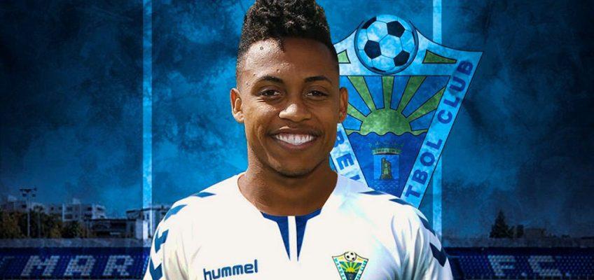 El Marbella Fútbol Club ha llegado a un acuerdo con el Vasco da Gama por la cesión del jugador brasileño Paulo Vitor Fernandes Pereira
