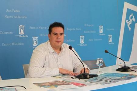 """EL PSOE REITERA QUE LA """"INCOMPETENCIA"""" DEL TENIENTE ALCALDE HA IMPEDIDO QUE SAN PEDRO ALBERGUE EL MERCADO ´SABOR A MÁLAGA´"""