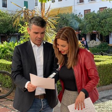 EL PSOE LAMENTA QUE MARBELLA PIERDA SEIS MILLONES DE EUROS POR EL VOTO EN CONTRA DEL SENADO AL INCREMENTO DEL TECHO DE GASTO
