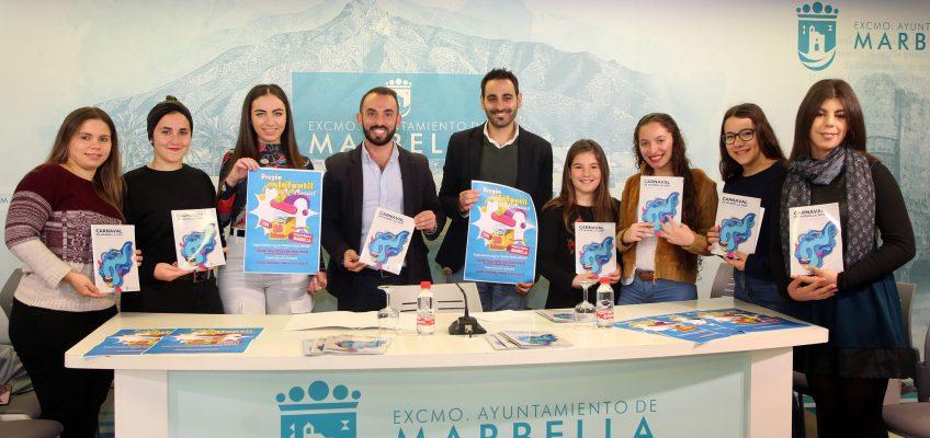El programa infantil de Carnaval 2019 arrancará este sábado día 23 de febrero con el pregón a cargo de Marina Navas Sánchez en el Parque de La Represa