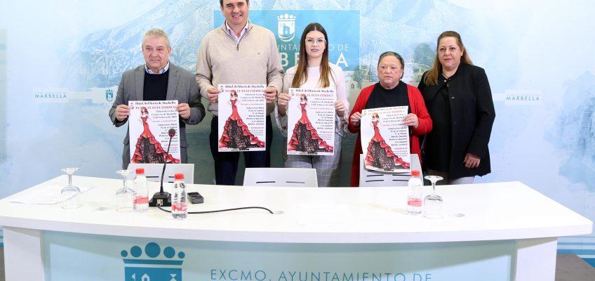 La Hermandad del Rocío de Marbella celebrará una nueva edición de su Desfile Benéfico el 23 de febrero en el Palacio de Congresos