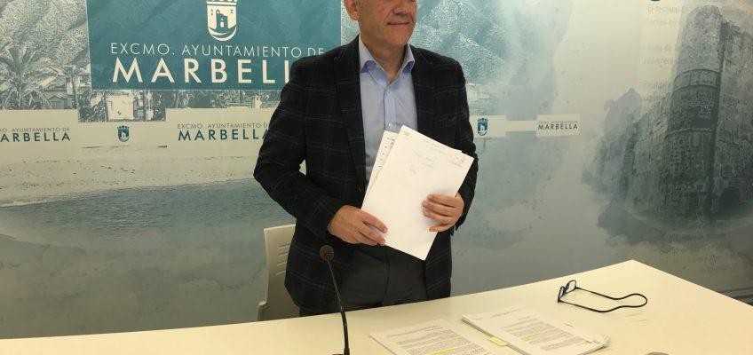 Osorio avala con la documentación los procedimientos para la licitación del 'San Pedro Rock' y 'San Pedro Corazón Flamenco'