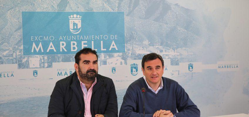 El Ayuntamiento da luz verde a la ampliación de la planta de transferencia de la Mancomunidad en Marbella para que pueda recoger residuos de construcción y poda