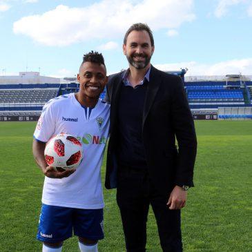 """Paulo Vitor: """"Estoy encantado con la oportunidad que me brinda el Marbella"""""""