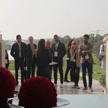 Villa Padierna acoge Connections Luxury, un encuentro que reúne a líderes del turismo de lujo    Se trata de la primera vez que esta cita se celebra en España, tras pasar por ciudades de Estados Unidos, Italia, Suiza, Grecia o India.