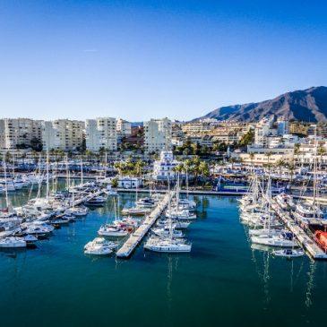 Marinas del Mediterráneo tiene previsto el dragado entre los pantalanes 1 y 2 en el Puerto Deportivo de Estepona