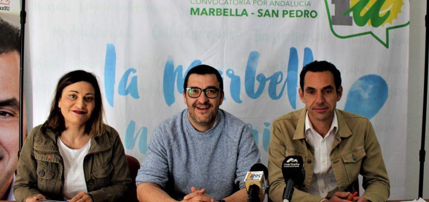 AHUMADA SE COMPROMETE A METER A MARBELLA EN LA AGENDA DE LA JUNTA DE ANDALUCÍA CON UNA BATERÍA DE PROPUESTAS TRANSFORMADORAS