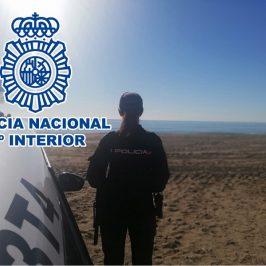 En el marco de una operación contra el tráfico de droga al menudeo  La Policía Nacional desmantela un punto de venta de droga en Vélez Málaga y detiene a cuatro personas