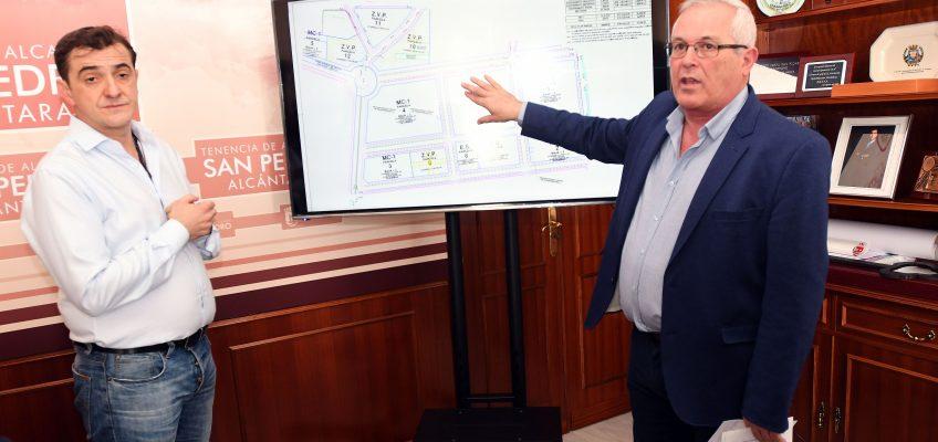 La Junta de Gobierno Local da luz verde al Proyecto de Urbanización de la parcela Ensanche Este de San Pedro Alcántara por importe de 4,3 millones de euros