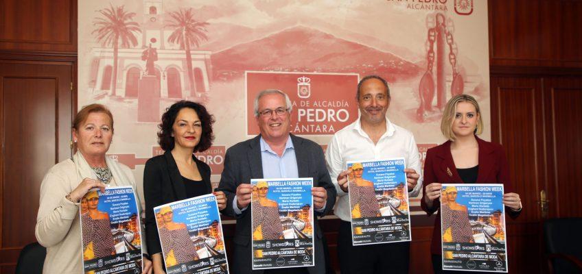 San Pedro Alcántara se vestirá de moda este sábado con el primer evento del calendario de la 'Marbella Fashion Week'