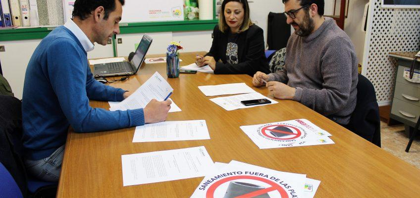 """EL PARLAMENTARIO ANDALUZ GUZMÁN AHUMADA TRASLADA A LA JUNTA EL """"ACUERDO MARCO PARA UNA EDUCACIÓN PÚBLICA DE CALIDAD"""" IMPULSADO POR LAS AMPAS DE MARBELLA Y LA CONSTRUCCIÓN DE UN NUEVO COLEGIO EN LEGANITOS-MIRAFLORES"""