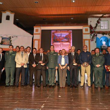 Entregados los XIII Premios Cofrades de Marbella en el Palacio de Congresos