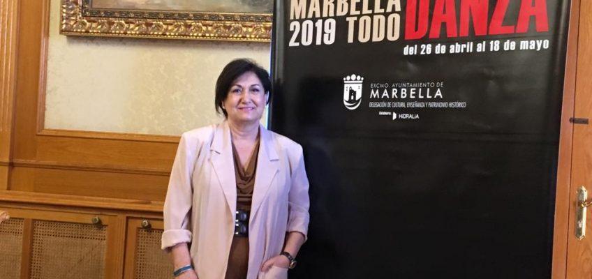 El festival 'Marbella Todo Danza' ofrecerá una veintena de espectáculos del 26 de abril al 18 de mayo de la mano de 16 compañías de ámbito nacional