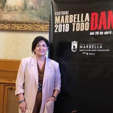 El Festival Marbella Todo Danza 2019 inicia su programa este viernes con la obra 'Carmen vs Carmen' en el Teatro Ciudad de Marbella
