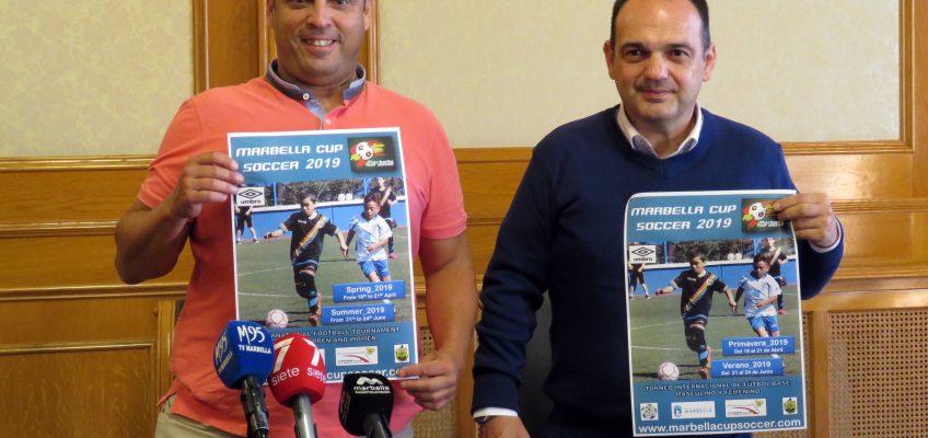 'Marbella Cup Soccer' celebrará su séptima edición del 18 al 21 de abril con la participación de 1.500 jugadores de fútbol base y más de 30 clubes de todas las categorías