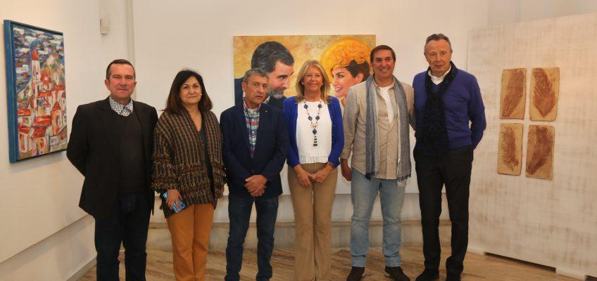 El Museo del Grabado amplía su colección tras recibir la donación de varias obras de los artistas Henri Philippe, Marcos García y Salvador Luna