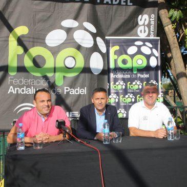 Un centenar de parejas disputará del 12 al 14 de abril la tercera prueba del Circuito Regional de Veteranos de Pádel en el Club El Mirador