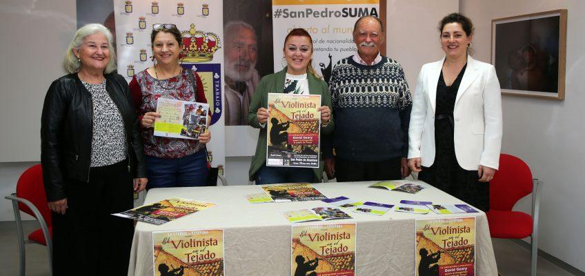 La Alcoholera acogerá el 10 de mayo el musical a favor de la Asociación Valores 'El violinista en el tejado', de La Operita de Estepona