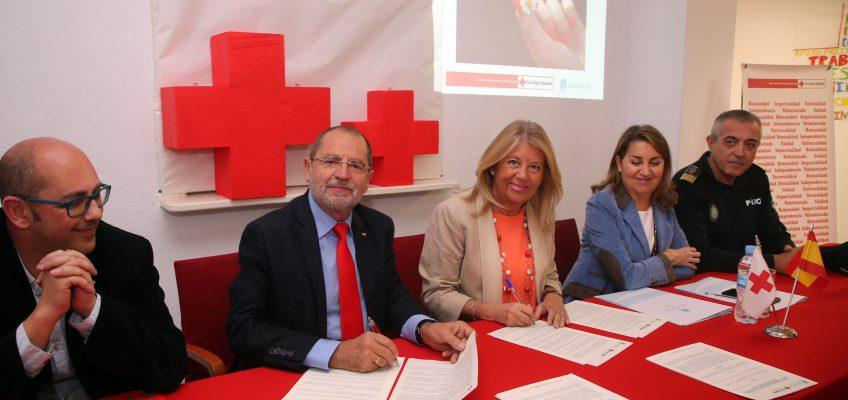 El Ayuntamiento renueva el convenio con Cruz Roja para seguir ofreciendo y ampliando el servicio a favor de las personas sin hogar