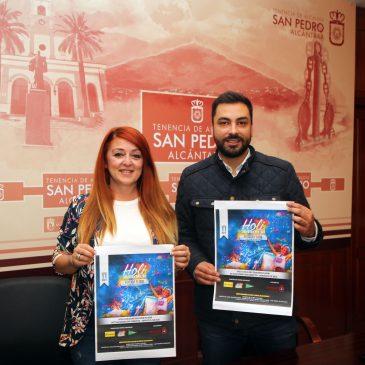 San Pedro Alcántara celebra la III edición de Holi Colours el 11 de mayo con precio único y descuento para empadronados