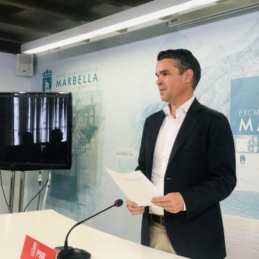 EL PSOE INFORMARÁ A HACIENDA Y A LA CÁMARA DE CUENTAS SOBRE EL INCUMPLIMIENTO EN PRESENTAR LA EJECUCIÓN DEL PRESUPUESTO