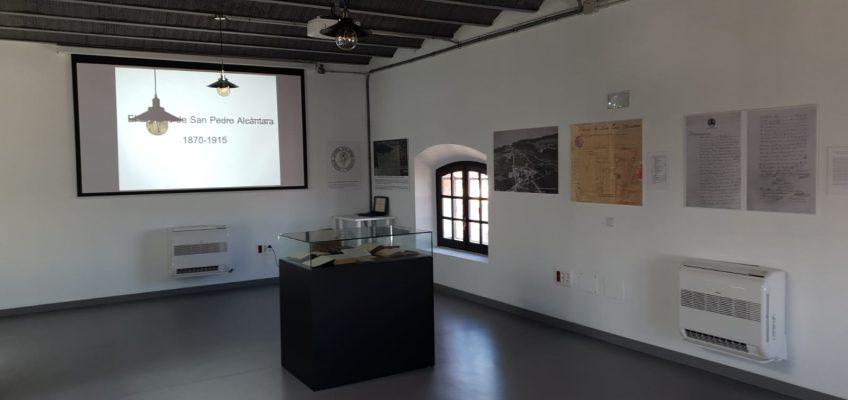 La zona museística de 'La Alcoholera' de San Pedro Alcántara permanecerá abierta al público de lunes a viernes