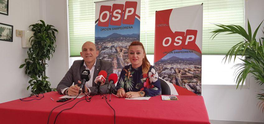 La respuesta ciudadana al primer ciclo de teatro programado en el Centro de Artes Escénicas 'La Alcoholera' materializa la apuesta de OSP por la cultura